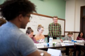 Bringing career counseling into the classroom