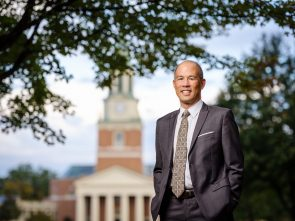 A conversation with Wake Forest's Andy Chan