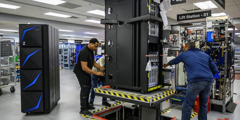 What does it mean to skill 30 million people? IBM looks to find out.